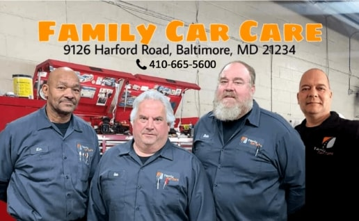 Trusted Automotive Repair Maintenance Services In Parkville Md